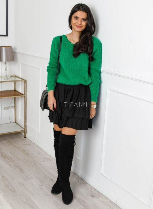 Sweter Goldi Green 3