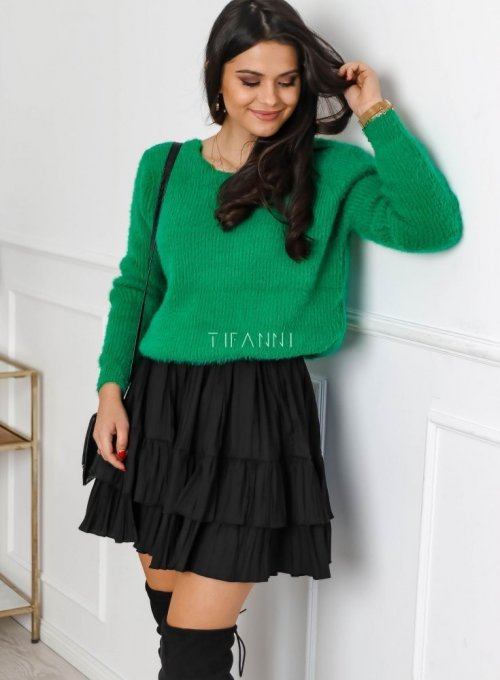 Sweter Goldi Green 2