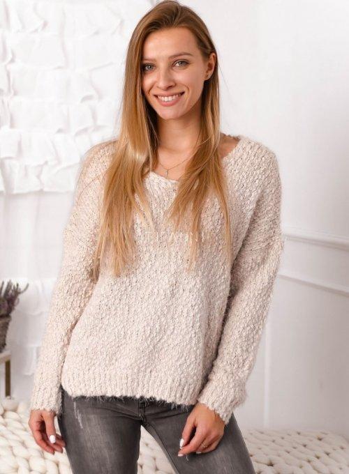 Sweter Stella Beige
