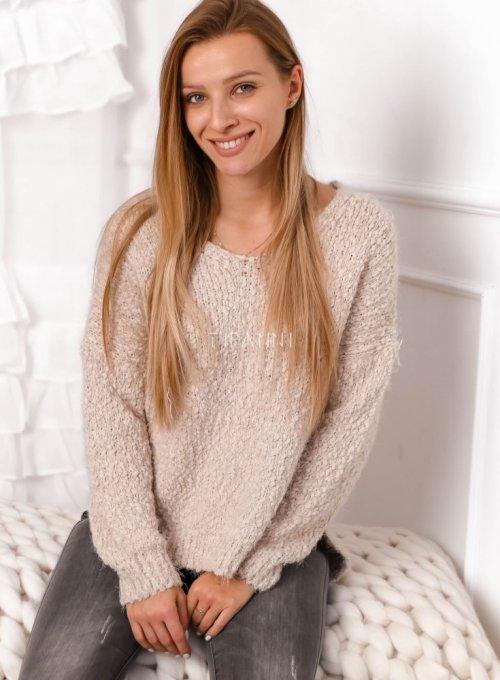 Sweter Stella Beige 2
