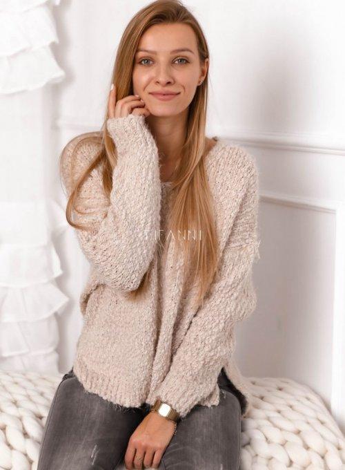 Sweter Stella Beige 3