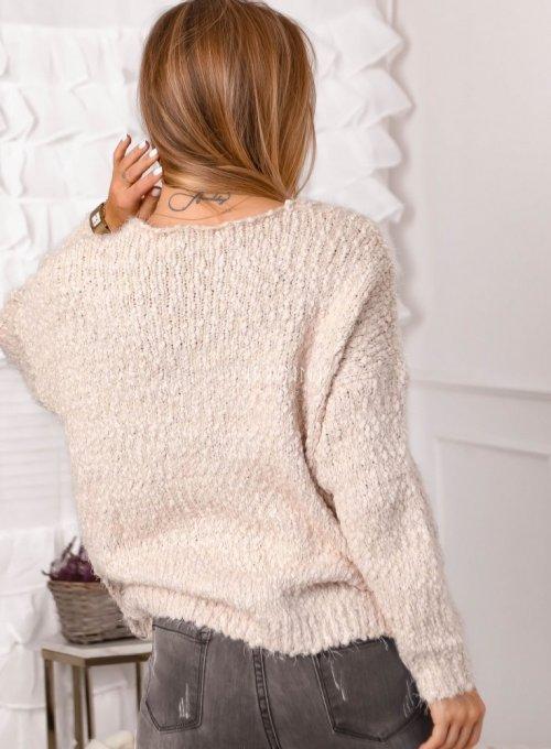 Sweter Stella Beige 1