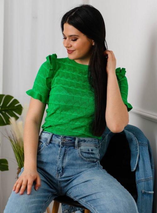 Bluzka Doroty Zielona
