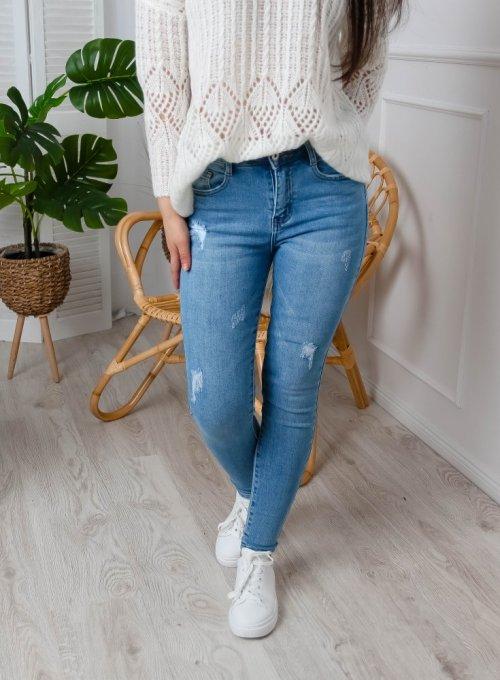 Spodnie jeans Sindy