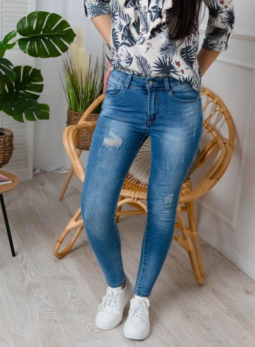 Spodnie jeans Demi