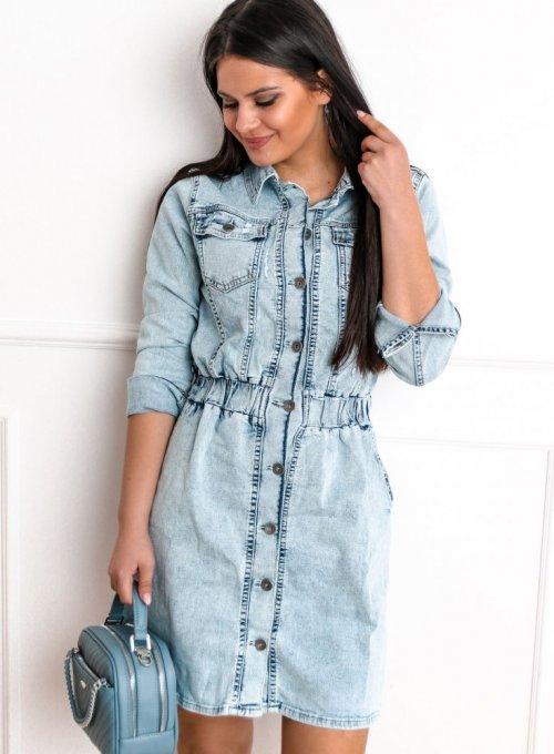 Sukienka Jeansowa Riki