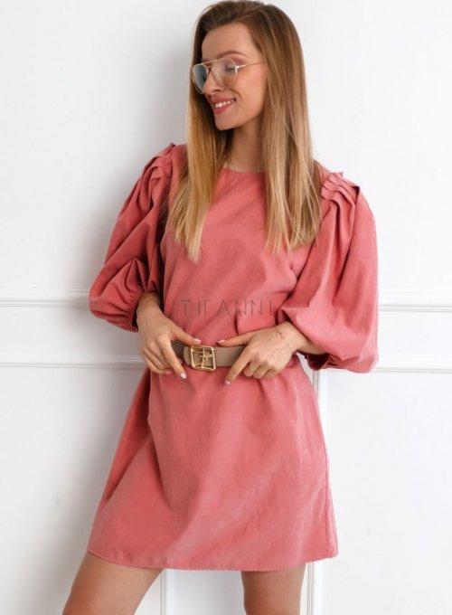 Sukienka Simon Różowa