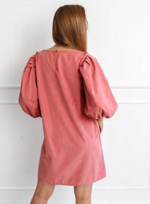 Sukienka Simon Różowa 4
