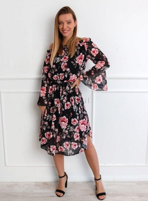 Sukienka Milano Czarna II