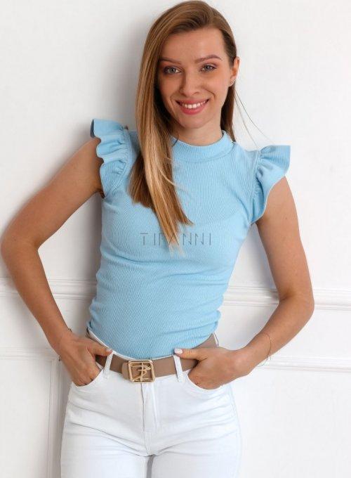 Bluzka Vivi błękitna
