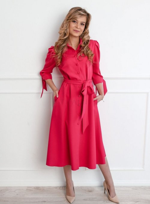 Sukienka Jessi fuksja
