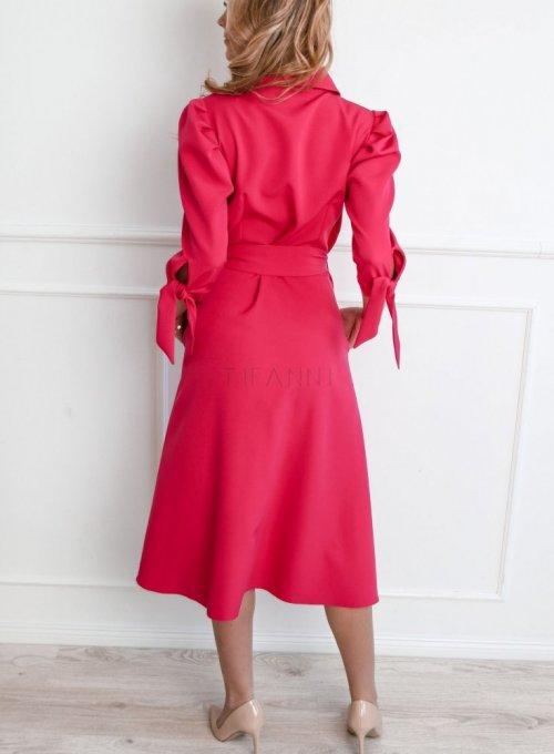 Sukienka Jessi fuksja 5