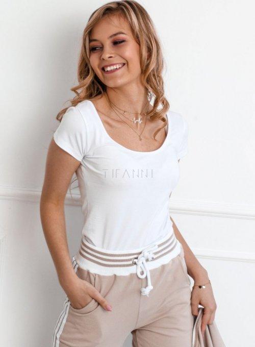 Bluzka Elli biała