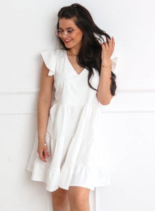 Sukienka Piana biała