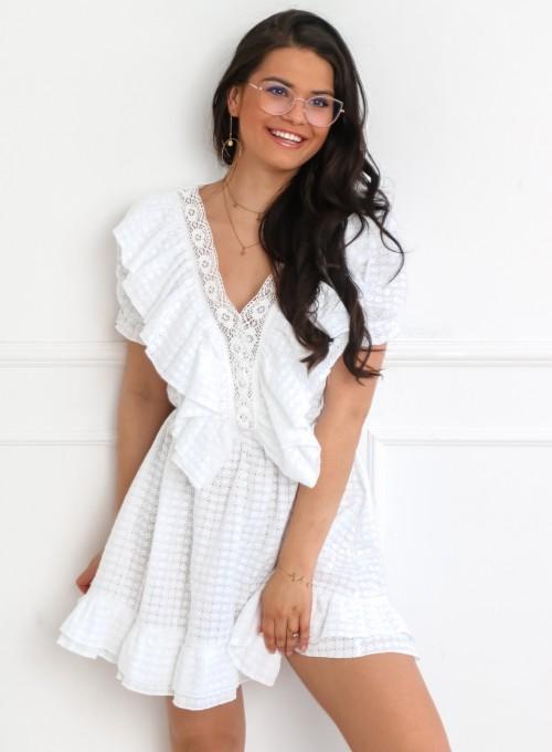 Sukienka Ales biała