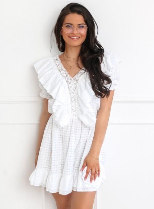 Sukienka Ales biała 6