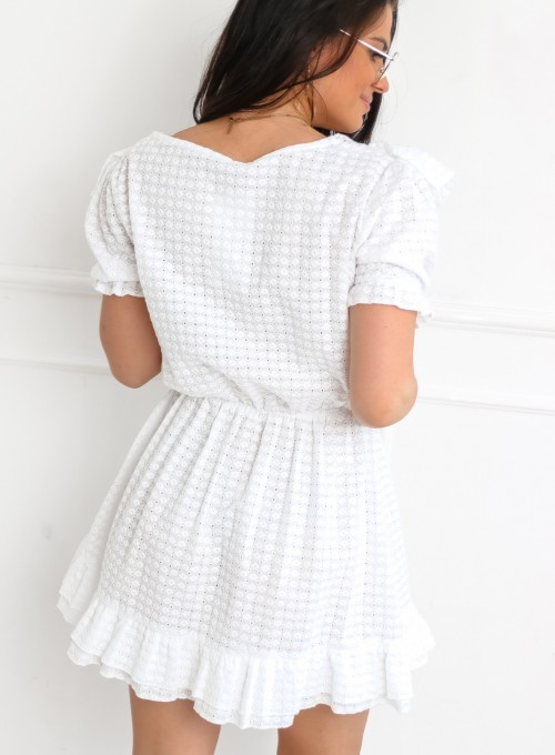 Sukienka Ales biała 7