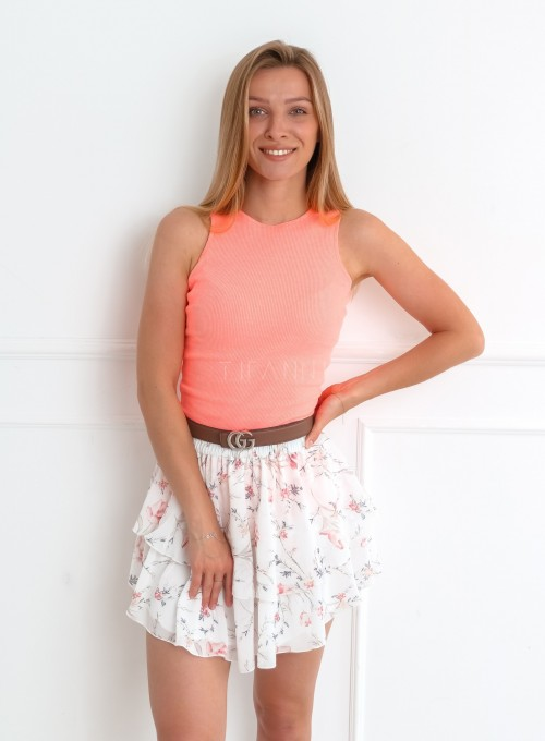 Top Lizi w kolorze orange 5