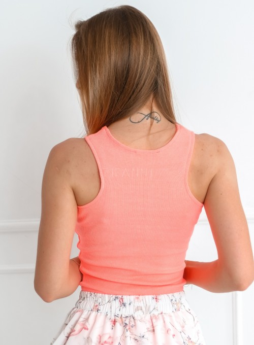 Top Lizi w kolorze orange 6