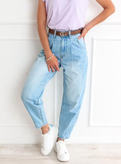 Spodnie jeansowe slouchy Solano
