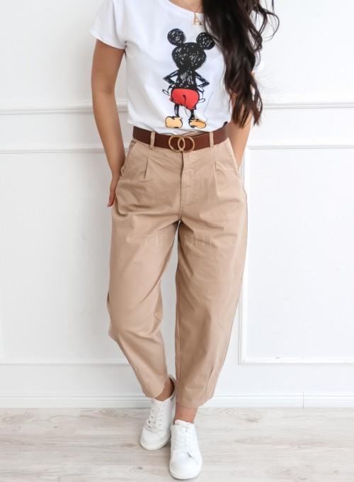 Spodnie slouchy Jervis