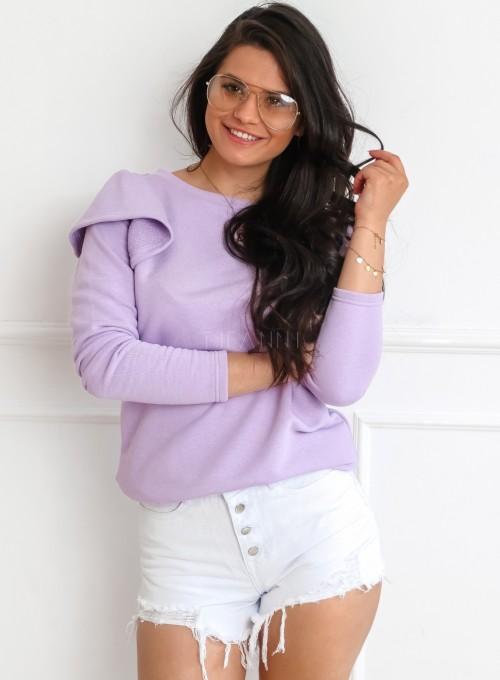 Bluza Madera Liliowa 4