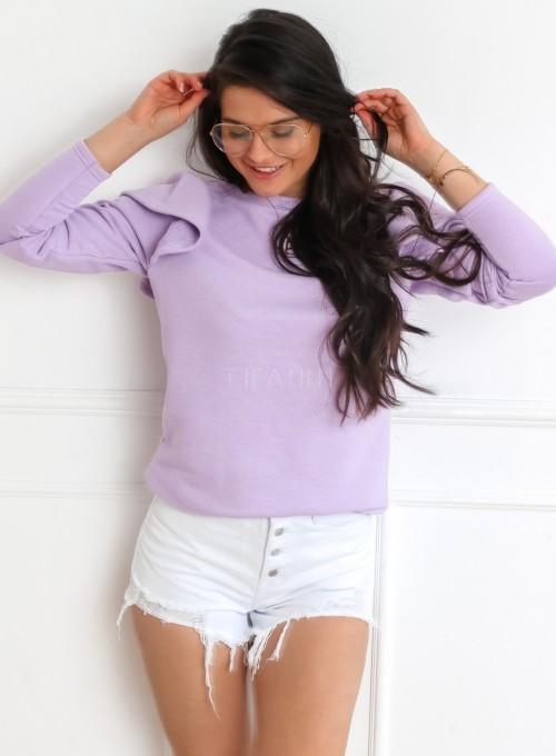 Bluza Madera Liliowa 5