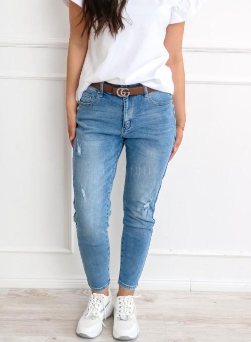 Spodnie jeansowe Rivio