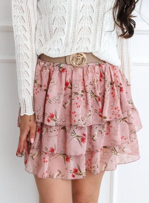 spodnica-Rebeca w kwiatki