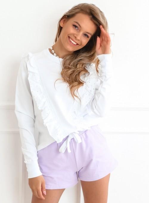Bluza Randi biała