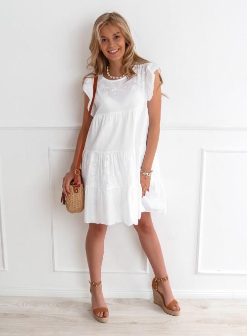 Sukienka Bontone biała