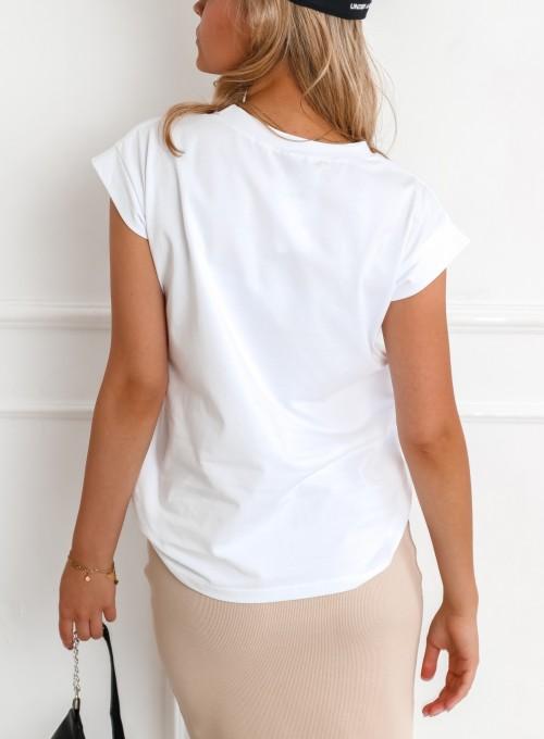 T-shirt CHICAGO biały 6
