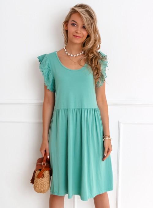 Sukienka Mally zielona