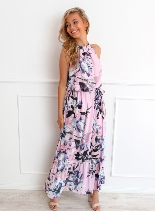 Sukienka Bianca maxi 3