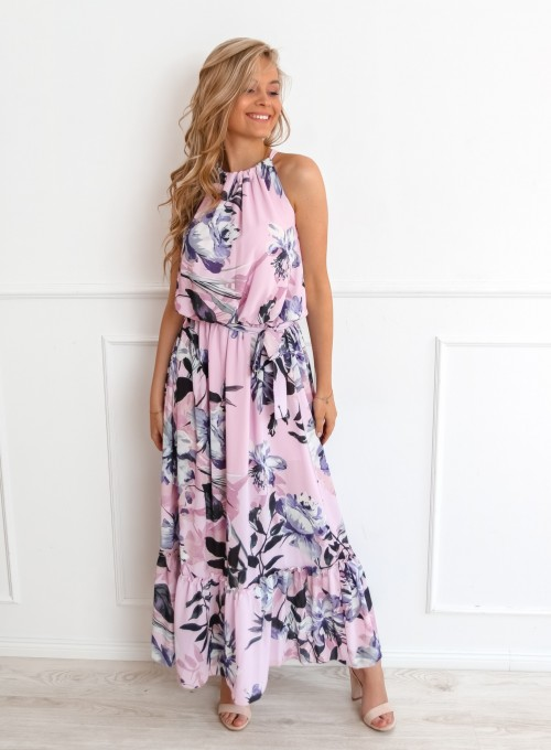 Sukienka Bianca maxi 4