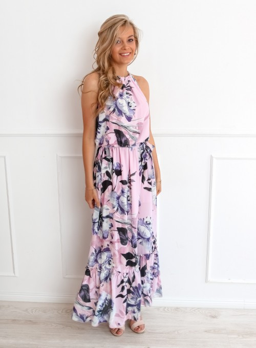 Sukienka Bianca maxi 5