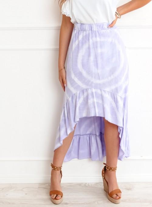 Spódnica Andi liliowa
