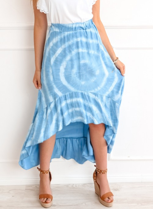 Spódnica Andi błękitna