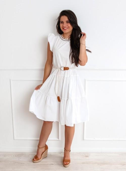 Sukienka California biała