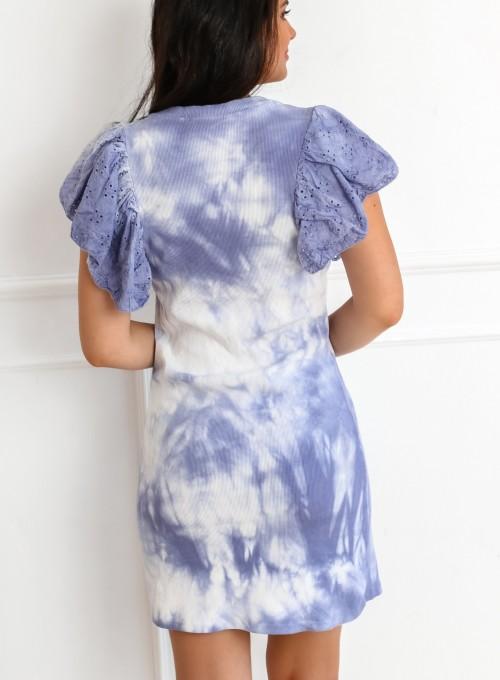 Sukienka Blanca fiolet 5