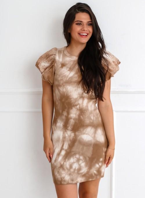 Sukienka Blanca nude 4