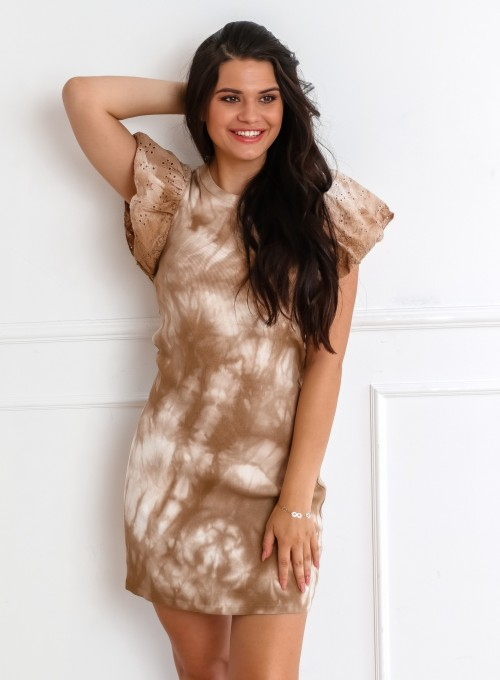 Sukienka Blanca nude 5