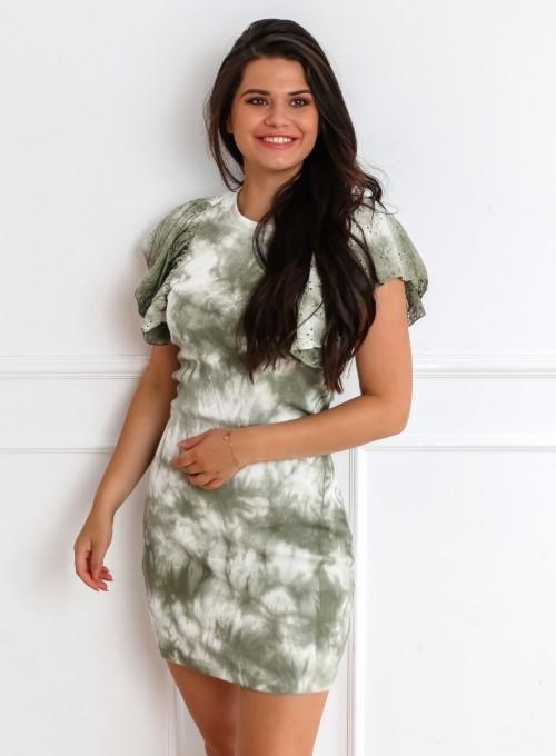 Sukienka Blanca khaki 5