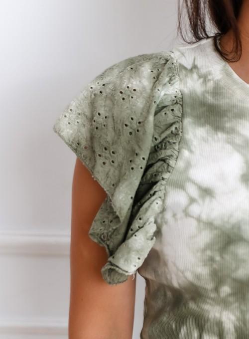 Sukienka Blanca khaki 2