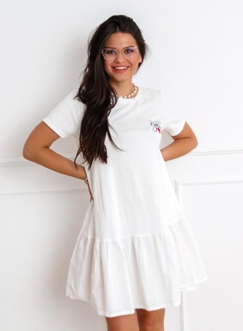 Sukienka YOU biała 4