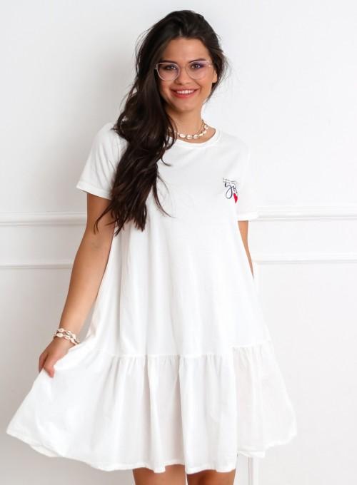 Sukienka YOU biała 5