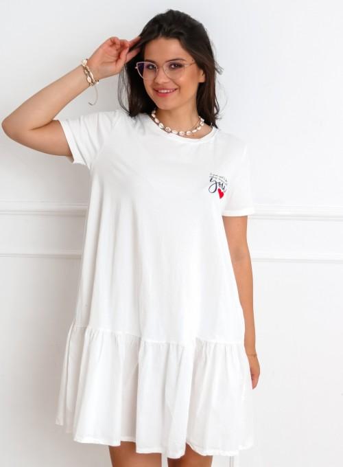 Sukienka YOU biała 6