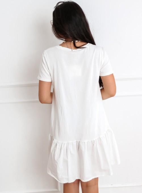 Sukienka YOU biała 7