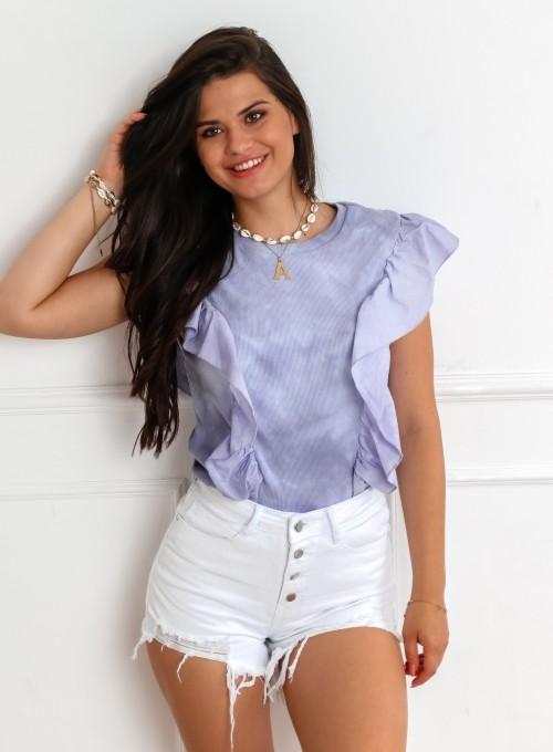 Bluzka Trini fiolet