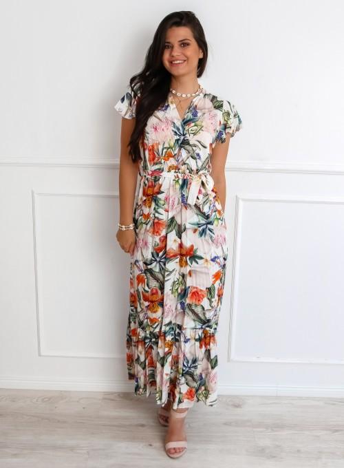 Sukienka Nina w kwiatki